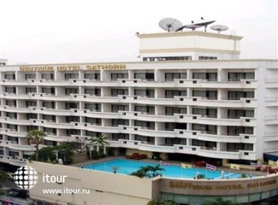 Forum Park Hotel Bangkok 10