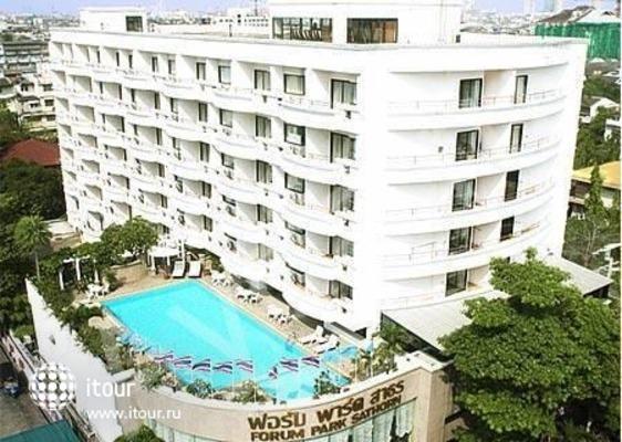 Forum Park Hotel Bangkok 1