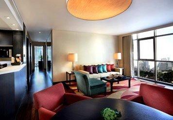 Marriott Executive Apartments Sathorn Vista 9