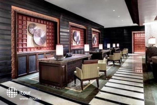 Pan Pacific Bangkok Hotel 7