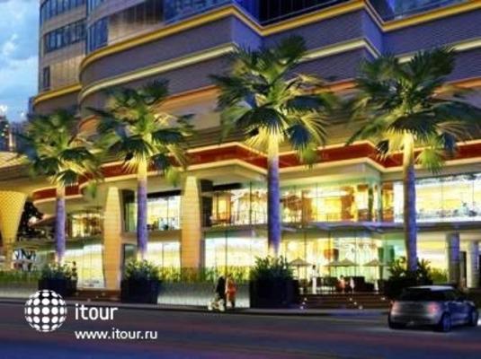 Pan Pacific Bangkok Hotel 1
