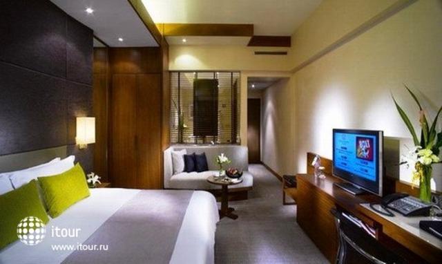 Pan Pacific Bangkok Hotel 9