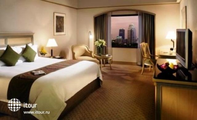 Pan Pacific Bangkok Hotel 3