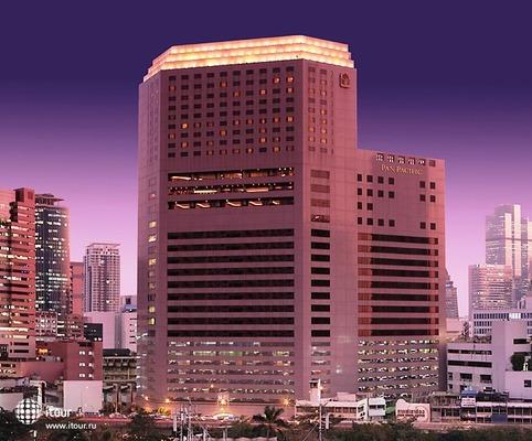 Pan Pacific Bangkok Hotel 2