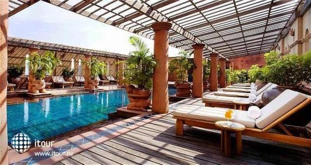 Pan Pacific Bangkok Hotel 4