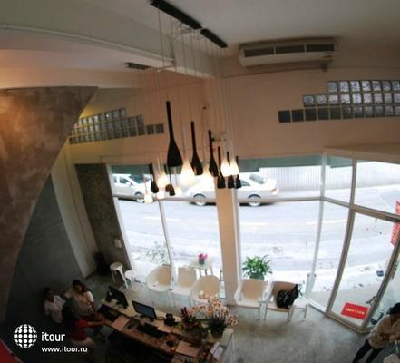 Hq Hostel Bangkok 1