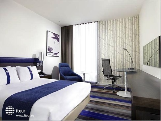 Holiday Inn Express Bangkok Siam 1