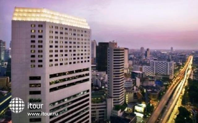 Crowne Plaza Bangkok Lumpini Park 1