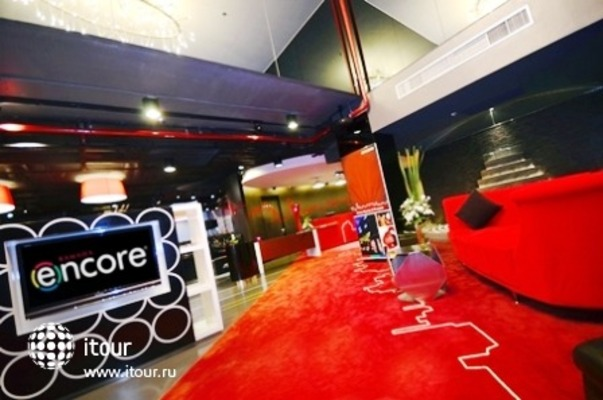 Ramada Encore Bangkok 7