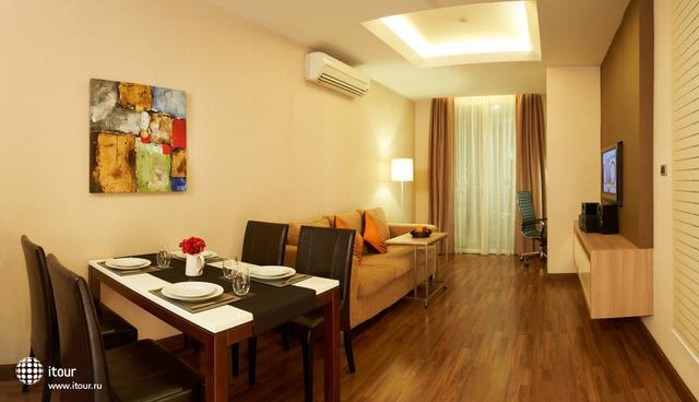 V Residence Bangkok 6