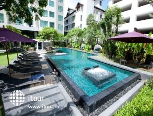 Ramada Hotel & Suites, Bangkok 1