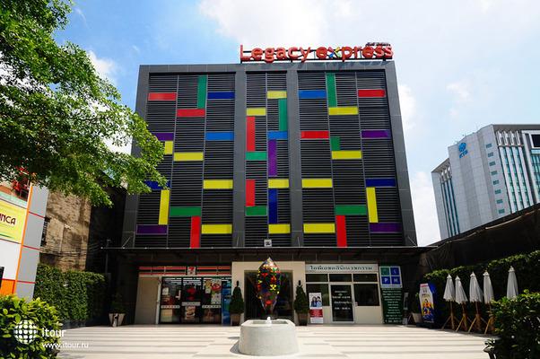 Legacy Express Bangkok 1