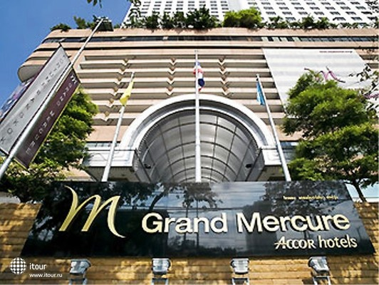 Grand Mercure Fortune Bangkok 1