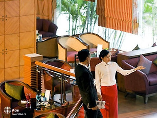 Grand Mercure Fortune Bangkok 6