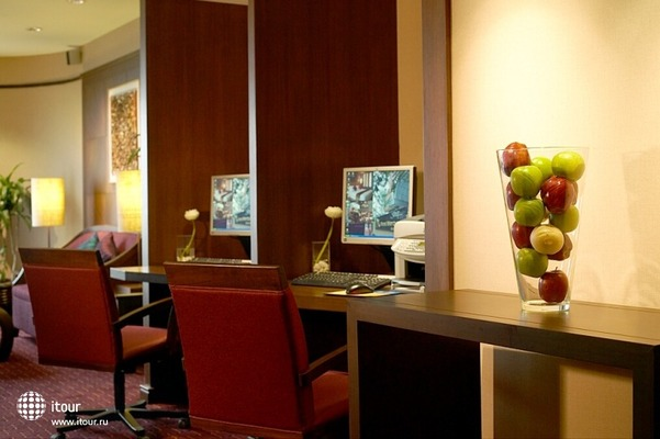 Grand Mercure Fortune Bangkok 9