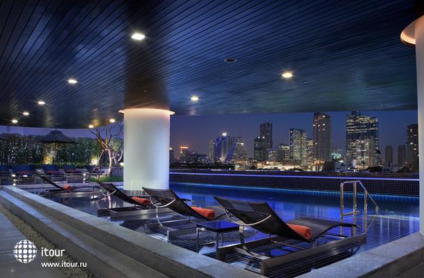 Pullman Bangkok Hotel G (ex. Sofitel Bangkok Silom Hotel) 1