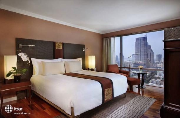 Pullman Bangkok Hotel G (ex. Sofitel Bangkok Silom Hotel) 3