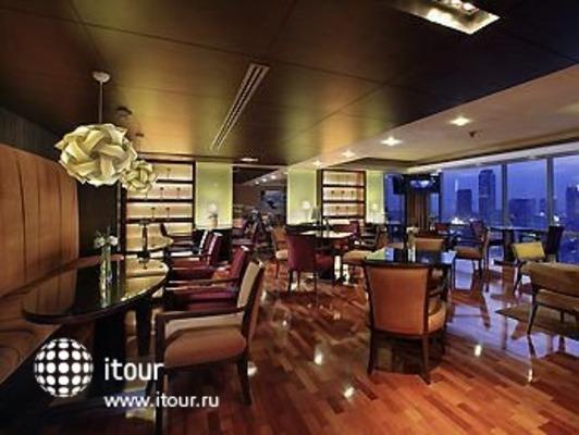 Pullman Bangkok Hotel G (ex. Sofitel Bangkok Silom Hotel) 4