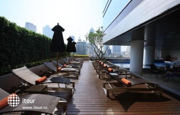 Pullman Bangkok Hotel G (ex. Sofitel Bangkok Silom Hotel) 5