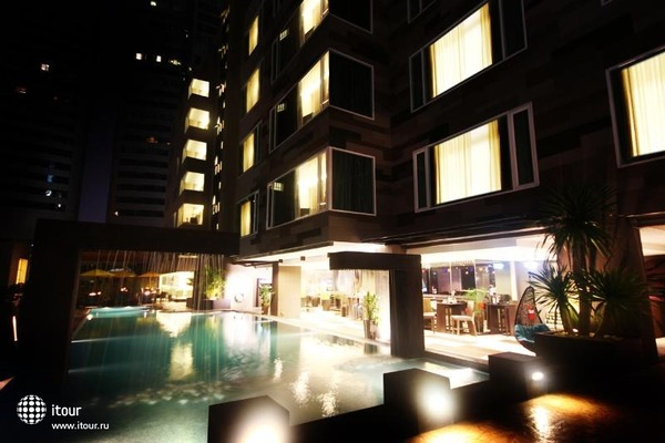 Golden Tulip Mandison Suites 2