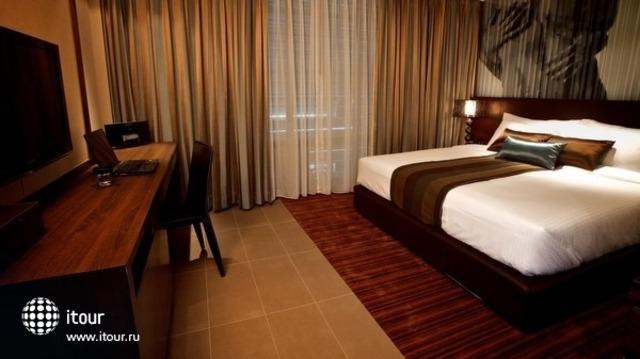 M2 De Bangkok Hotel 5