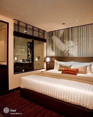 M2 De Bangkok Hotel 6