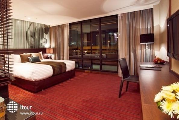 M2 De Bangkok Hotel 3
