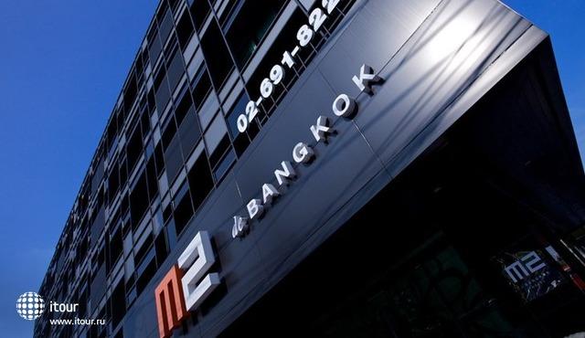 M2 De Bangkok Hotel 1