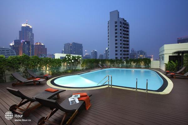 Chatrium Hotel Riverside 1