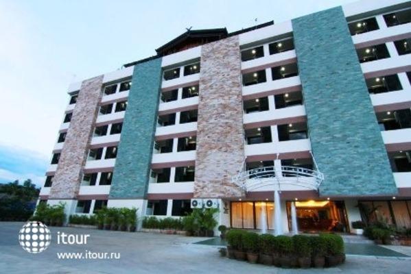 Princess Suvarnabhumi Airport Residence 1