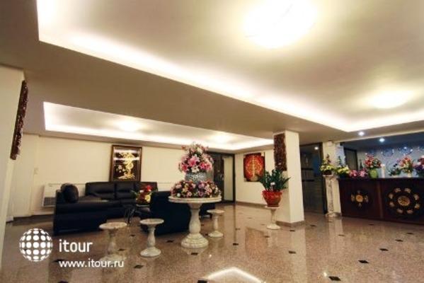 Princess Suvarnabhumi Airport Residence 8