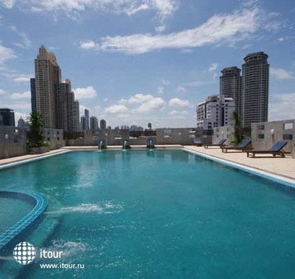 Sathorn Grace Serviced Residence 6