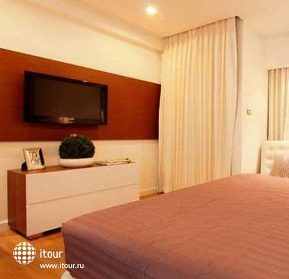 Sathorn Grace Serviced Residence 9