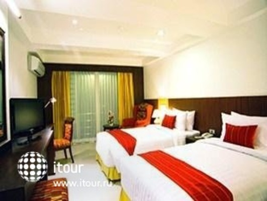 Best Western Mayfair Suites Bangkok 5