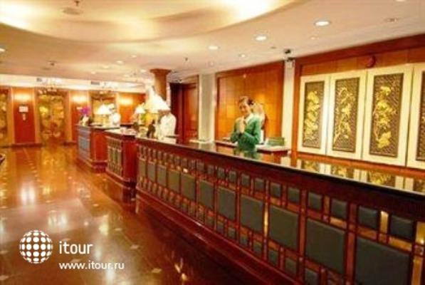 Evergreen Laurel Hotel 10