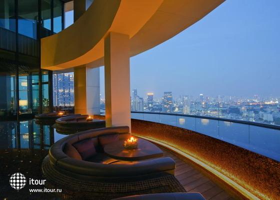 Anantara Bangkok Sathorn (ex. Radisson Hotel Bangkok Sathorn) 4