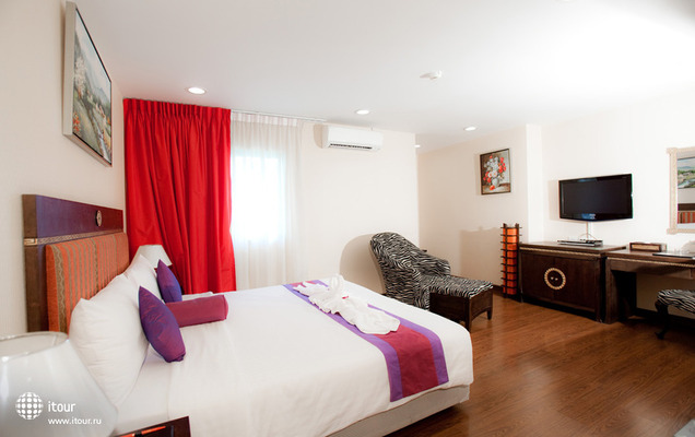 Mac Boutique Suites 4
