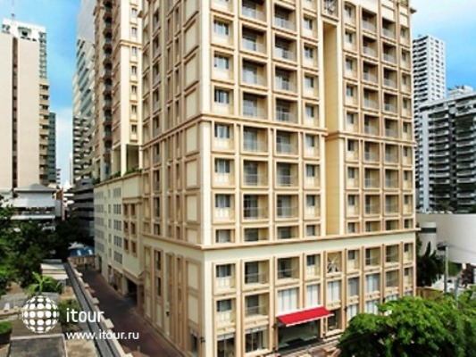 Grand Mercure Bangkok Asoke Residence 2