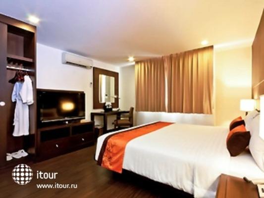 Grand Mercure Bangkok Asoke Residence 3