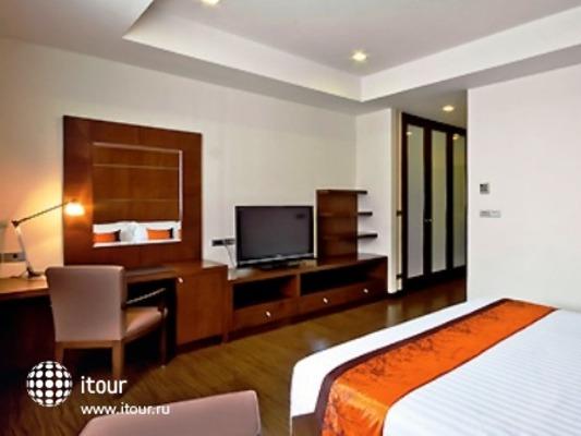 Grand Mercure Bangkok Asoke Residence 5