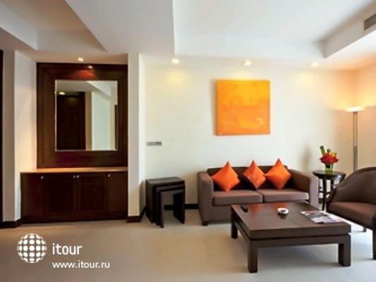 Grand Mercure Bangkok Asoke Residence 8
