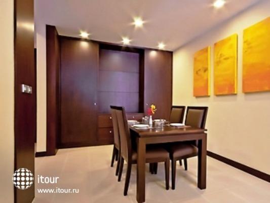 Grand Mercure Bangkok Asoke Residence 9