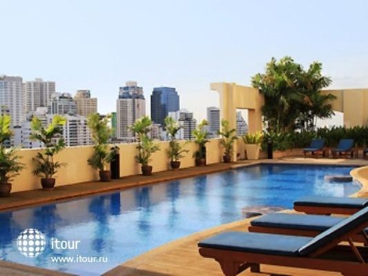 Grand Mercure Bangkok Asoke Residence 1