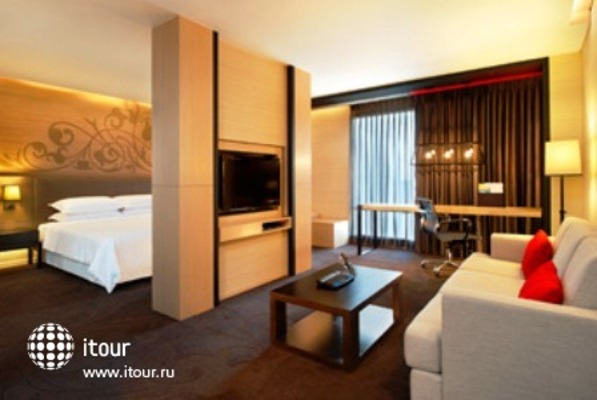 Four Points By Sheraton Bangkok, Sukhumvit 15 6