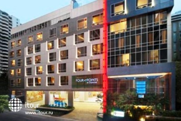 Four Points By Sheraton Bangkok, Sukhumvit 15 1