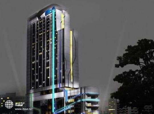 Aloft Bangkok 1
