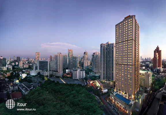 Marriott Executive Apartments - Sukhumvit Park, Bangkok 1