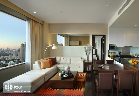 Marriott Executive Apartments - Sukhumvit Park, Bangkok 3