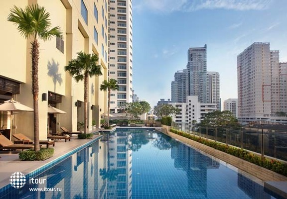 Marriott Executive Apartments - Sukhumvit Park, Bangkok 2