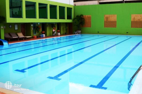 Aiya Residence & Sport Club 2